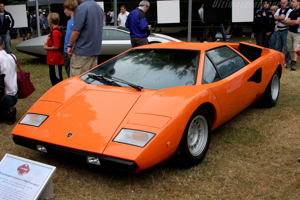 lamborghini countach 2009 goodwood festival of speed. Black Bedroom Furniture Sets. Home Design Ideas