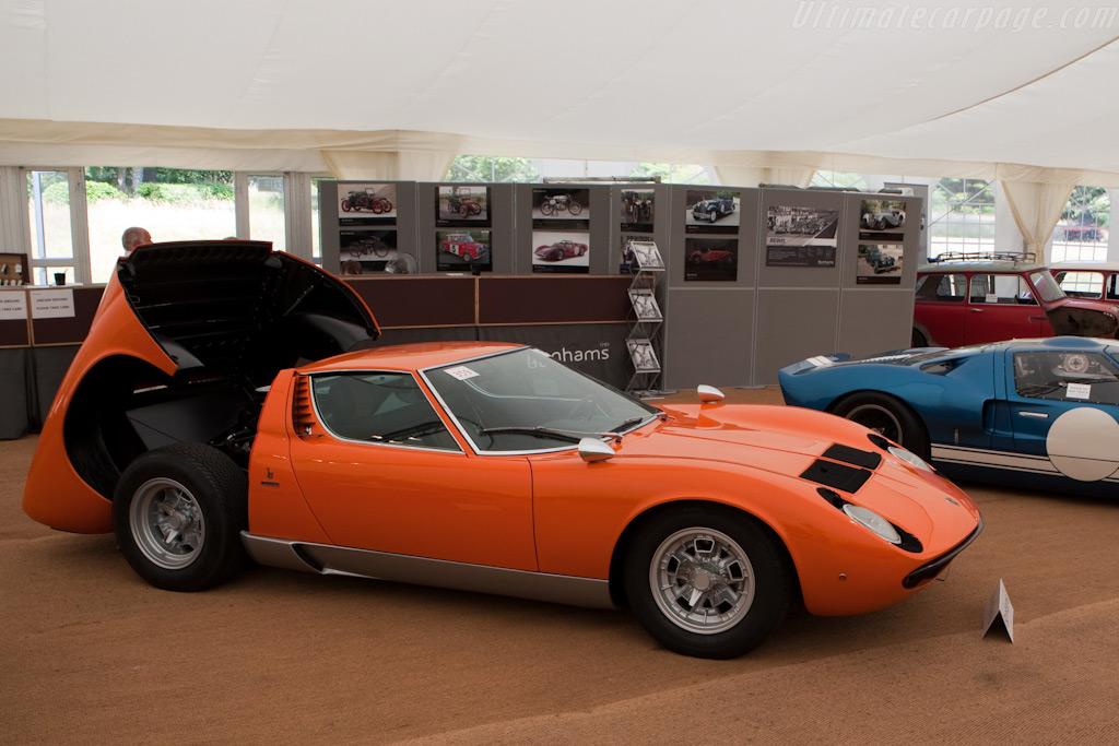 Lamborghini Miura S - Chassis: 4435   - 2009 Goodwood Festival of Speed