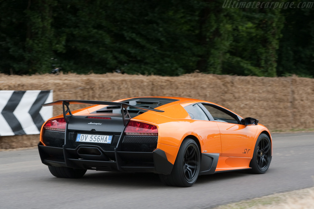 Lamborghini Murcielago LP670 SV    - 2009 Goodwood Festival of Speed