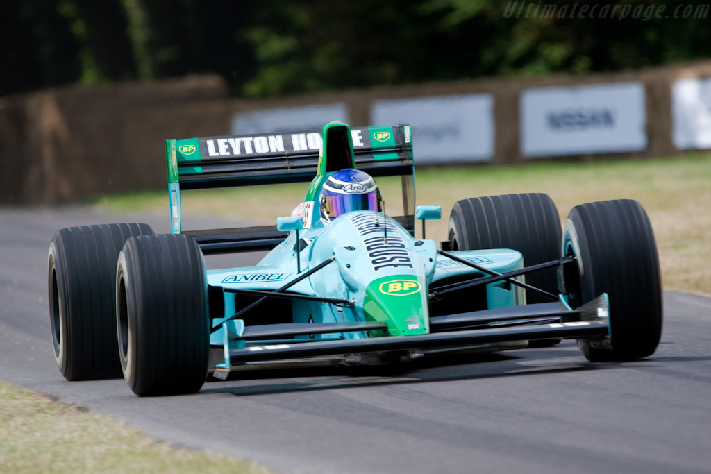 Leyton House CG901B - Chassis: 003   - 2009 Goodwood Festival of Speed