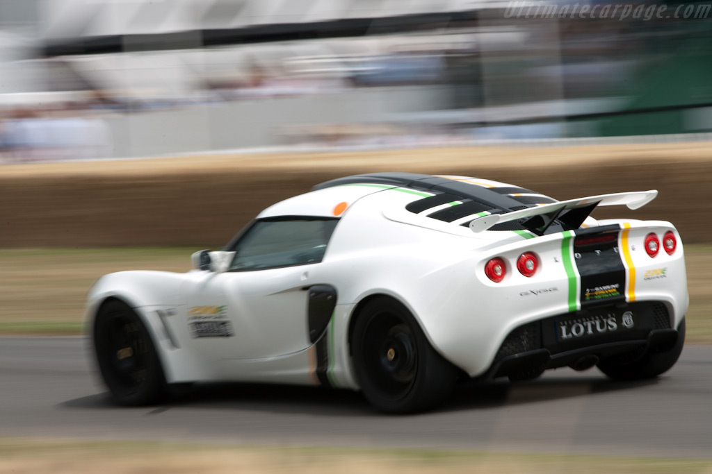 Lotus Exige Tri-Fuel    - 2009 Goodwood Festival of Speed