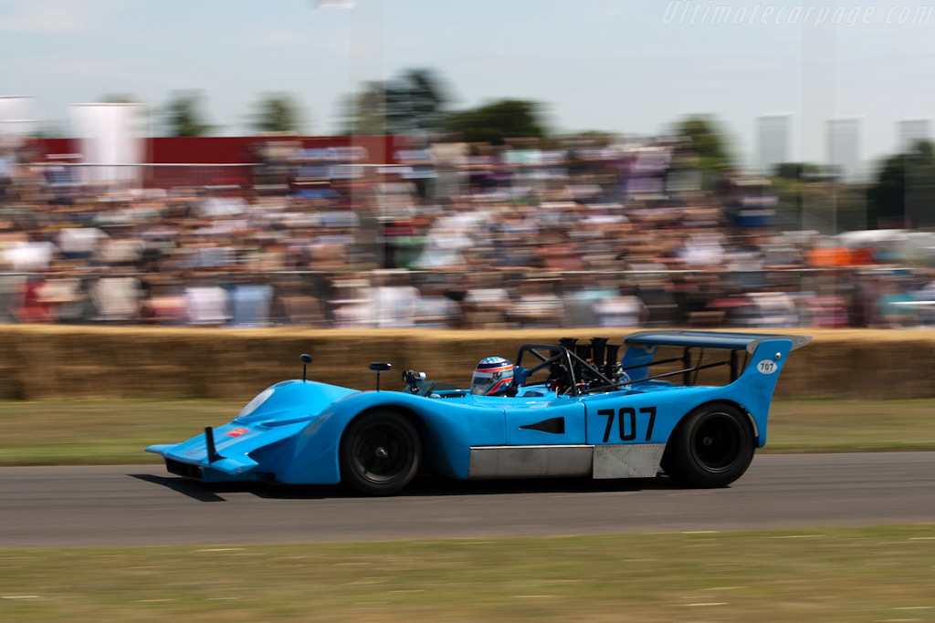 March 707 Chevrolet - Chassis: 717/1   - 2009 Goodwood Festival of Speed