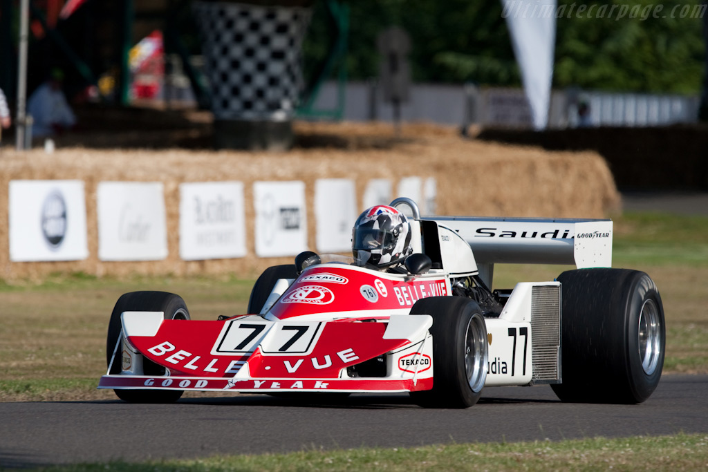 March 761 Cosworth - Chassis: 761-07   - 2009 Goodwood Festival of Speed