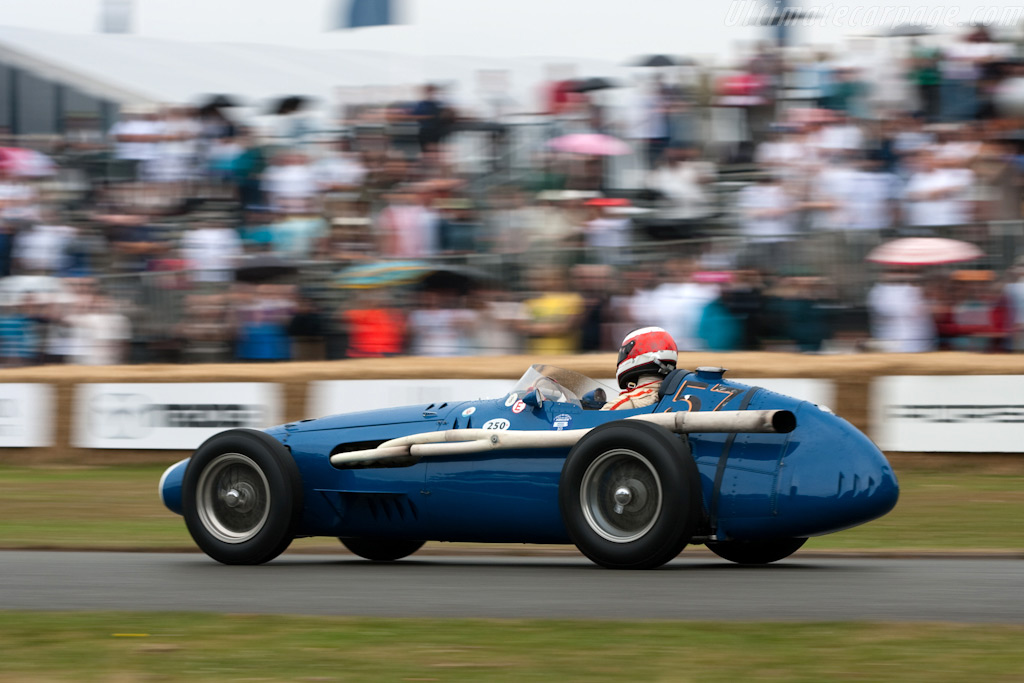 Maserati 250F 'Piccolo' - Chassis: 2534   - 2009 Goodwood Festival of Speed