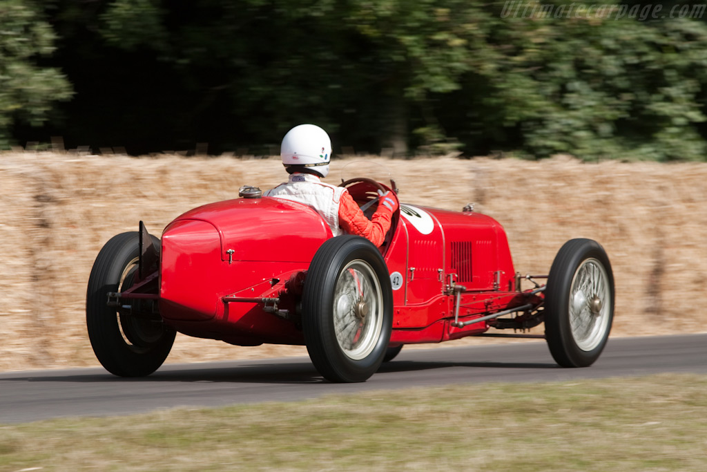 Maserati 8C 3000 - Chassis: 3002   - 2009 Goodwood Festival of Speed