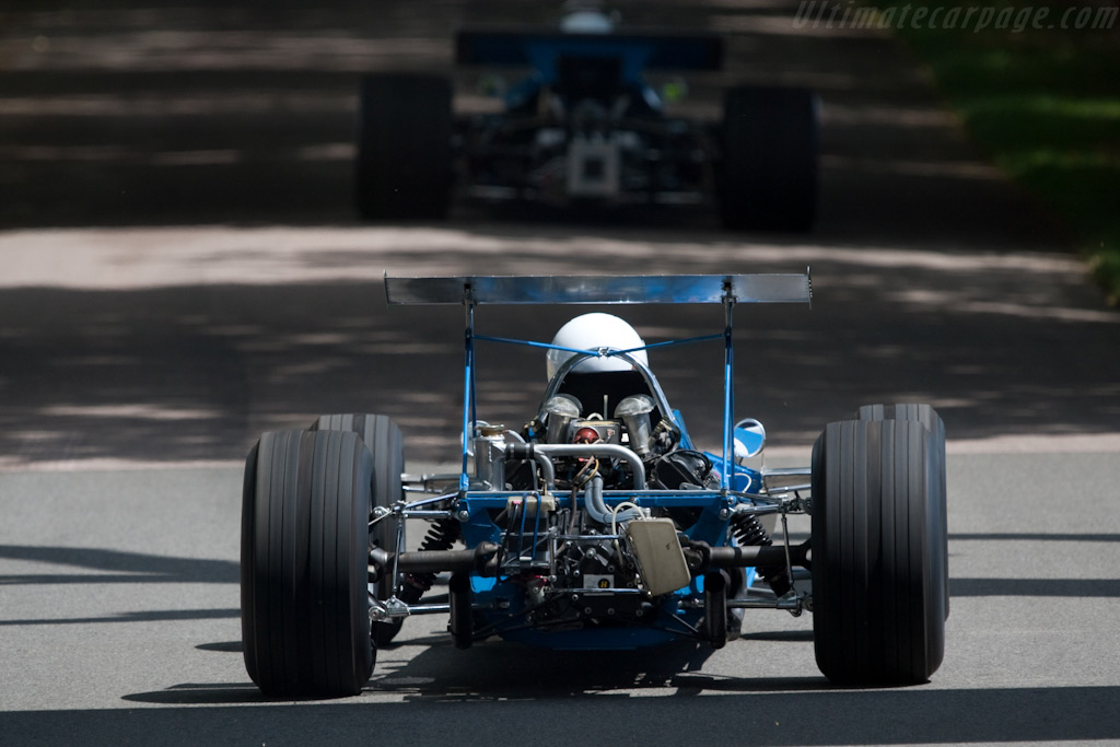 Matra MS10 - Chassis: MS10/02   - 2009 Goodwood Festival of Speed