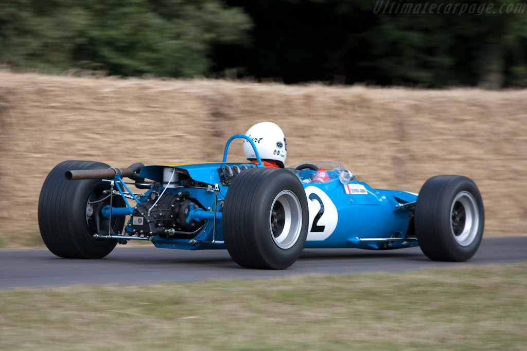 Matra MS5 - Chassis: 04   - 2009 Goodwood Festival of Speed