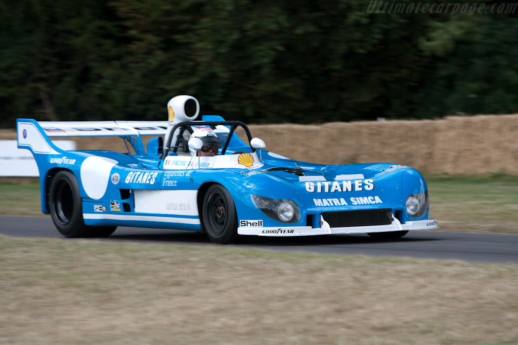 Matra MS670B - Chassis: MS670B-05   - 2009 Goodwood Festival of Speed