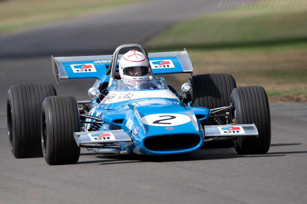 Matra MS80 - Chassis: MS80/03   - 2009 Goodwood Festival of Speed
