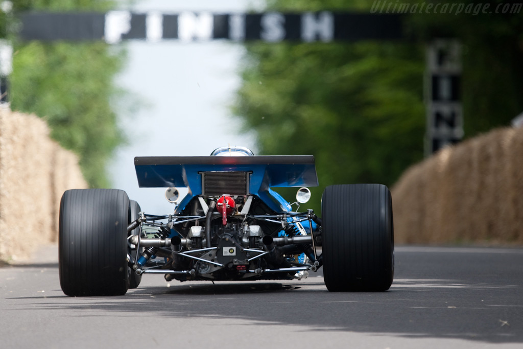 Matra MS80 - Chassis: MS80/02   - 2009 Goodwood Festival of Speed
