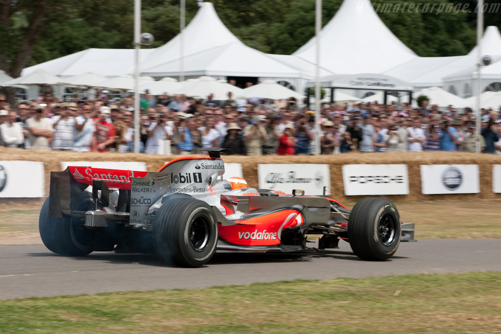 McLaren MP4-23 Mercedes    - 2009 Goodwood Festival of Speed