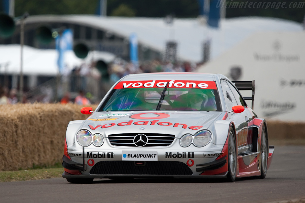 Mercedes-Benz CLK DTM    - 2009 Goodwood Festival of Speed
