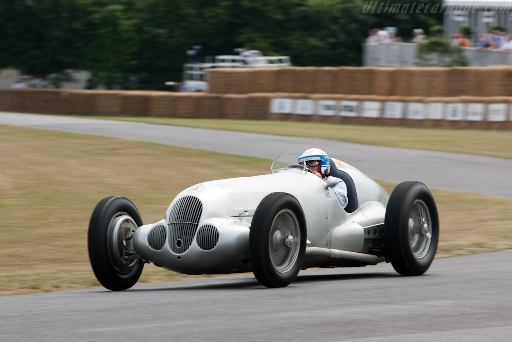 Mercedes-Benz W125 - Chassis: 166369   - 2009 Goodwood Festival of Speed