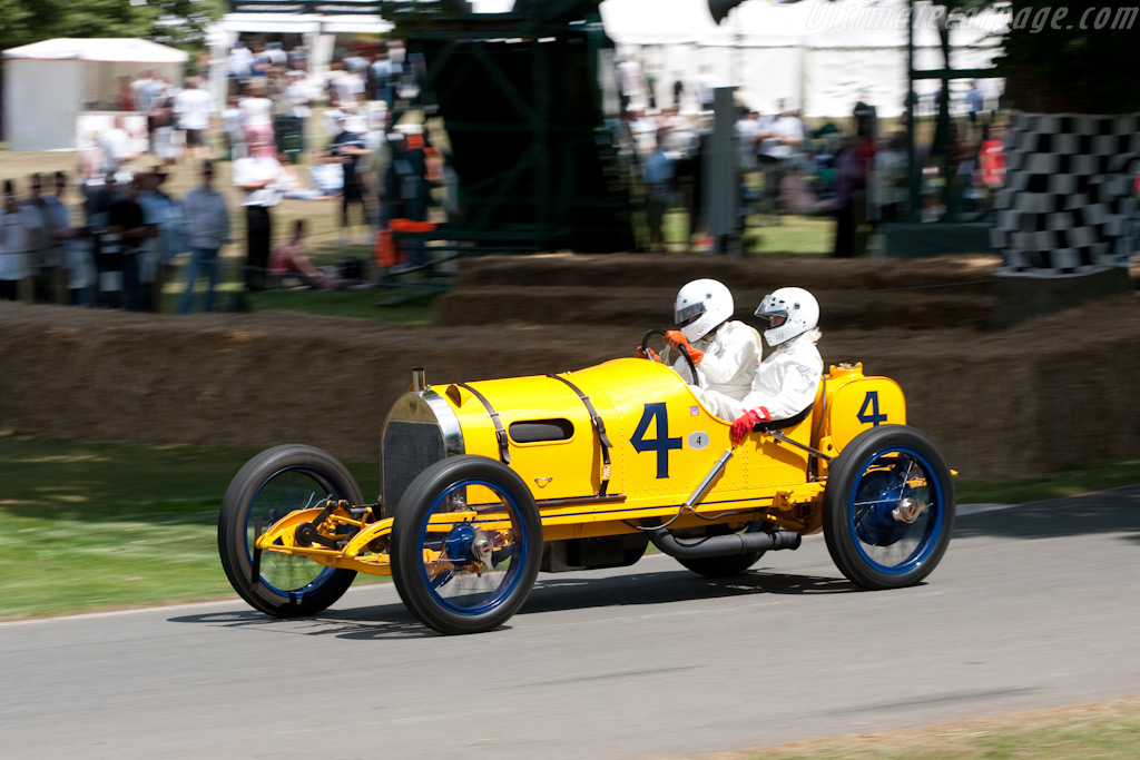 Mercer 450 - Chassis: 907   - 2009 Goodwood Festival of Speed
