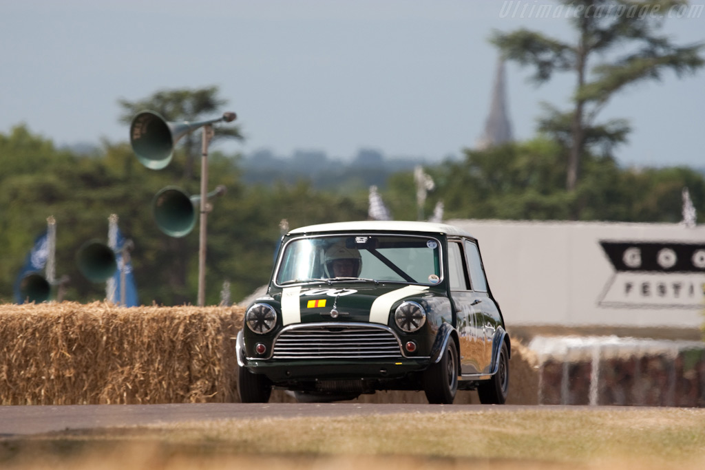Mini Cooper S    - 2009 Goodwood Festival of Speed