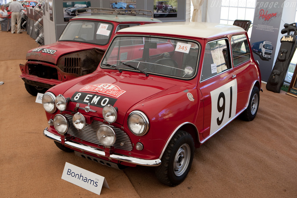 Mini Cooper S - Chassis: K/A2S4/384848   - 2009 Goodwood Festival of Speed