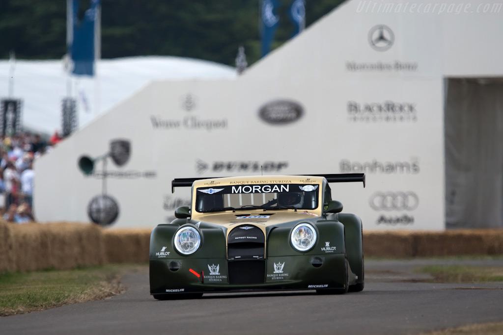 Morgan Aero Supersports GT3    - 2009 Goodwood Festival of Speed