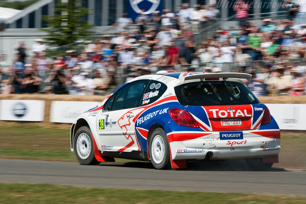 Peugeot 207 S2000    - 2009 Goodwood Festival of Speed