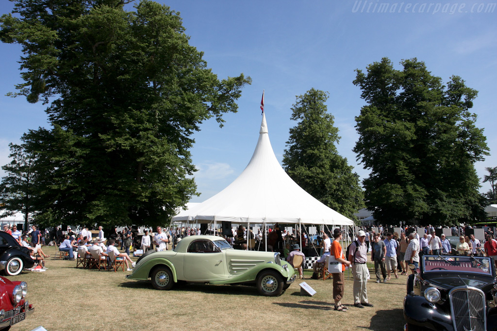 Peugeot 601D Eclipse    - 2009 Goodwood Festival of Speed