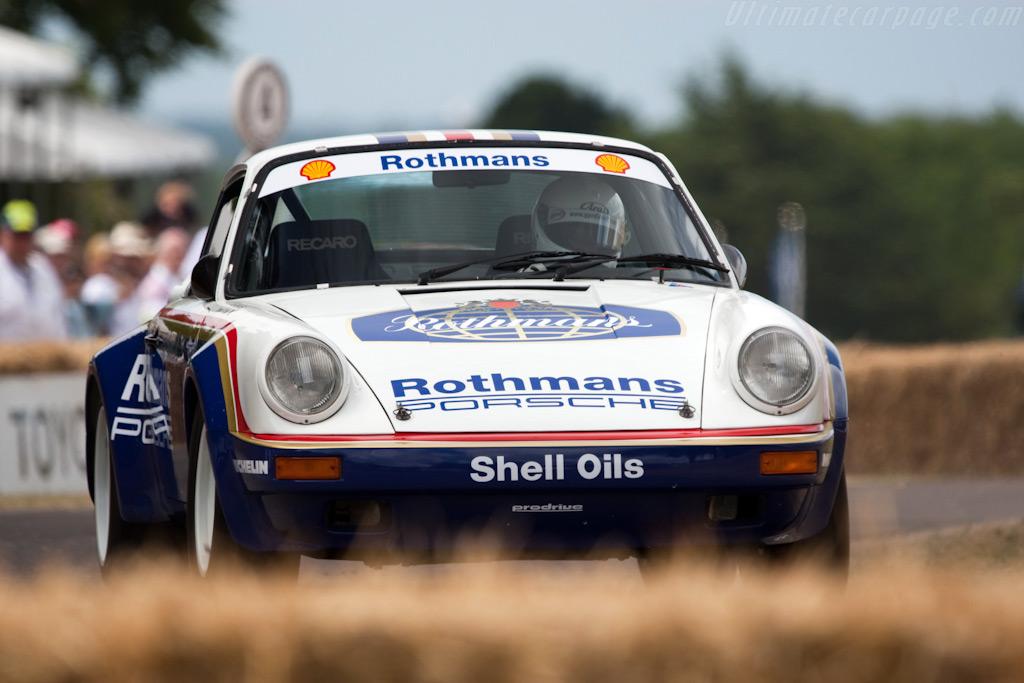 Porsche 911 SCRS    - 2009 Goodwood Festival of Speed