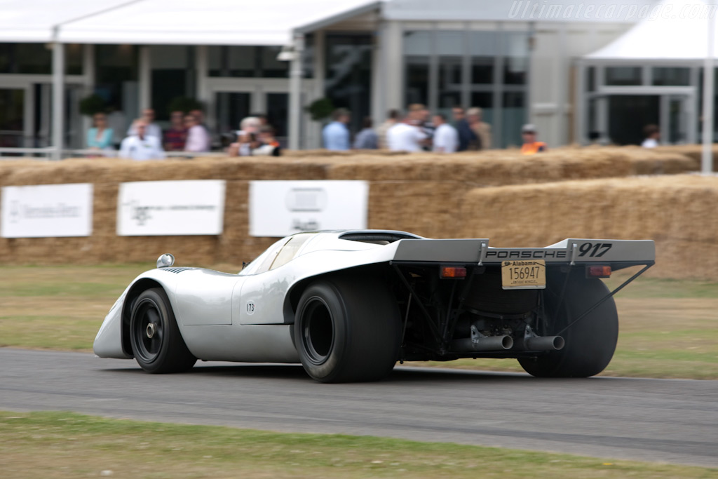 Porsche 917K - Chassis: 917-030   - 2009 Goodwood Festival of Speed