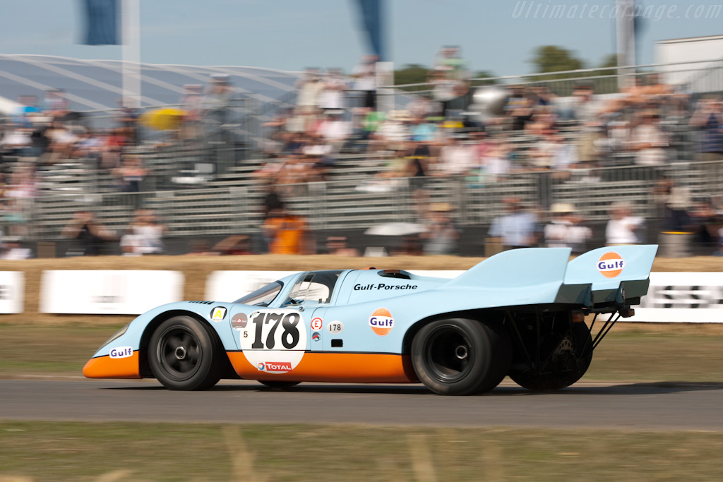Porsche 917K - Chassis: 917-026   - 2009 Goodwood Festival of Speed