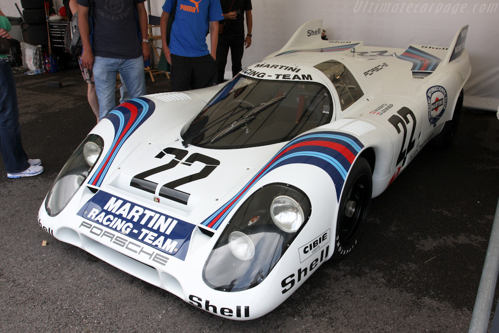 Porsche 917K - Chassis: 917-053   - 2009 Goodwood Festival of Speed