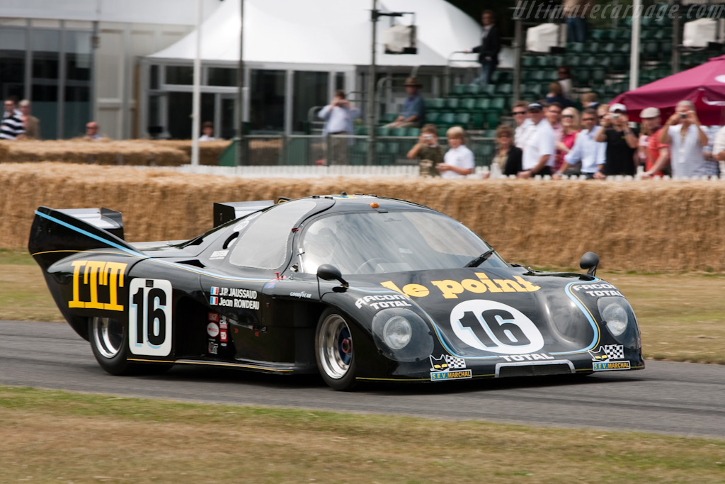 Rondeau M379B Cosworth - Chassis: M379-003   - 2009 Goodwood Festival of Speed