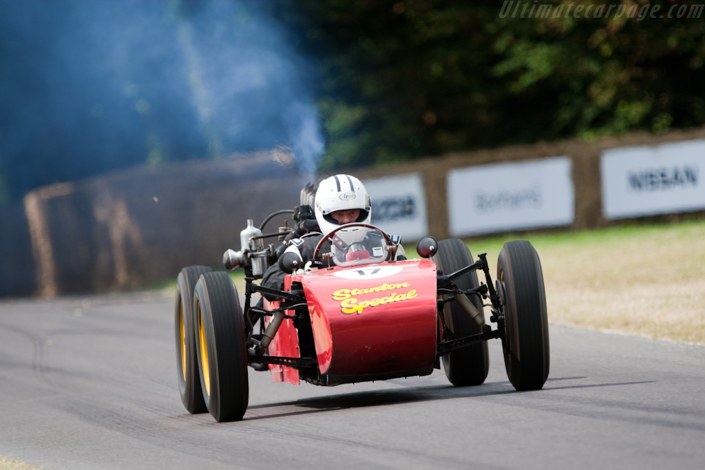 Stanton Special 'The Cropduster'    - 2009 Goodwood Festival of Speed