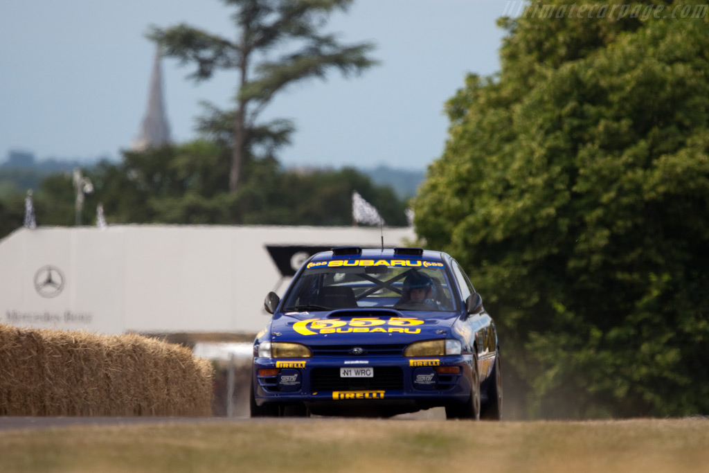 Subaru Impreza WRC    - 2009 Goodwood Festival of Speed