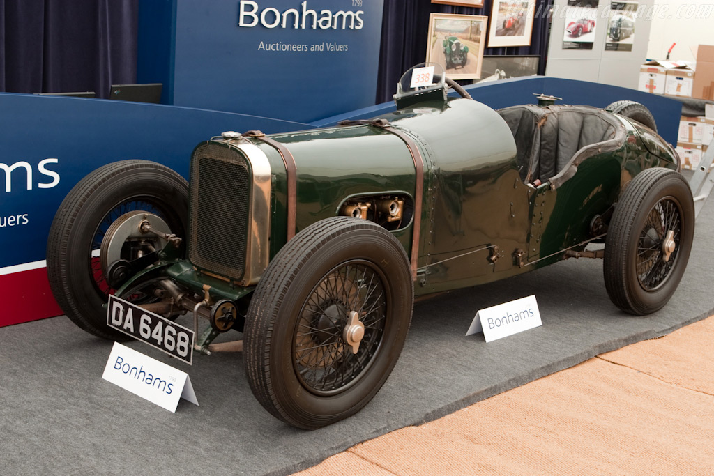 Sunbeam 2-Litre Grand Prix - Chassis: 2.22   - 2009 Goodwood Festival of Speed