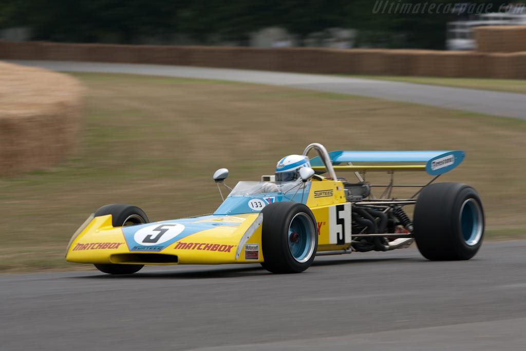 Surtees TS10 Hart    - 2009 Goodwood Festival of Speed
