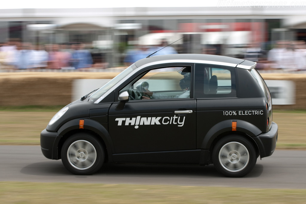 Th!nk City    - 2009 Goodwood Festival of Speed