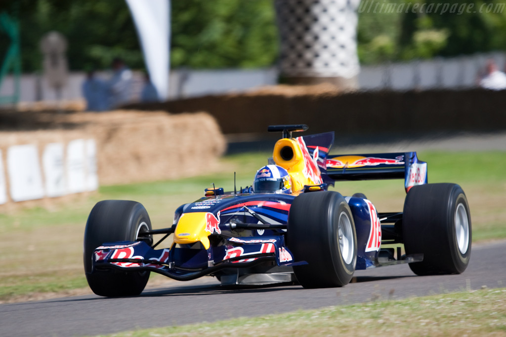 Torro Rosso STR1    - 2009 Goodwood Festival of Speed