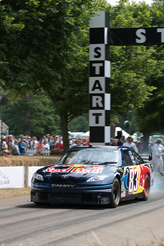 Toyota Camry    - 2009 Goodwood Festival of Speed