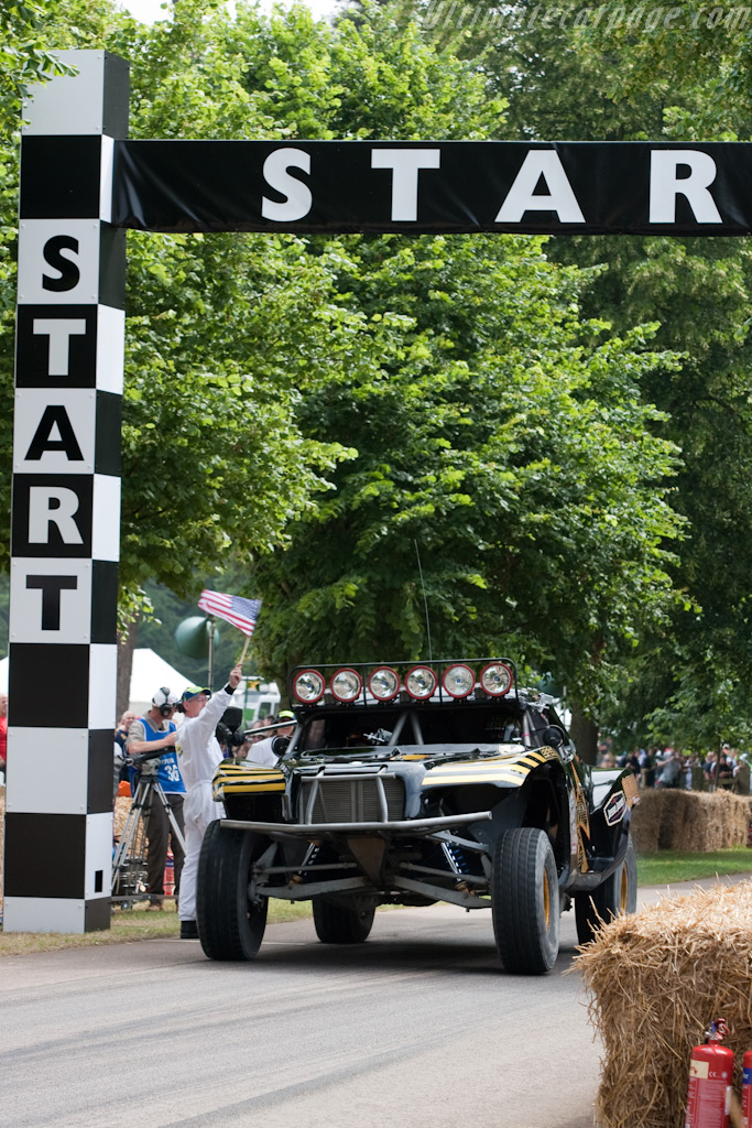Trophy Truck    - 2009 Goodwood Festival of Speed