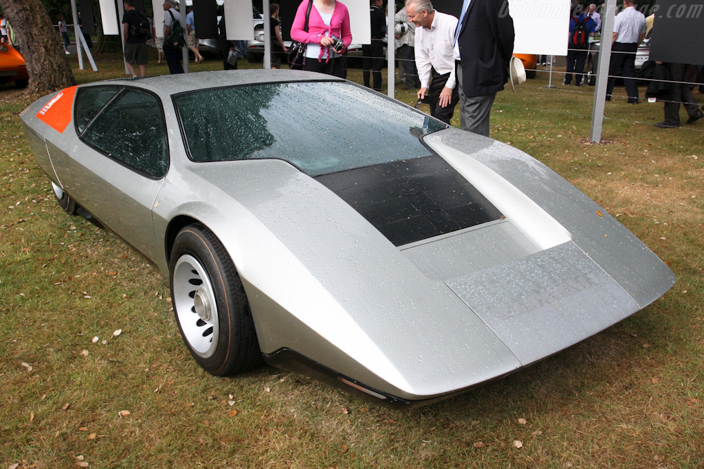 Vauxhall SRV    - 2009 Goodwood Festival of Speed