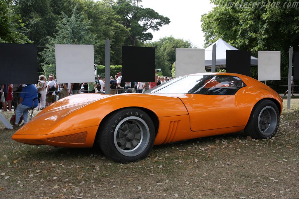 Vauxhall XVR    - 2009 Goodwood Festival of Speed