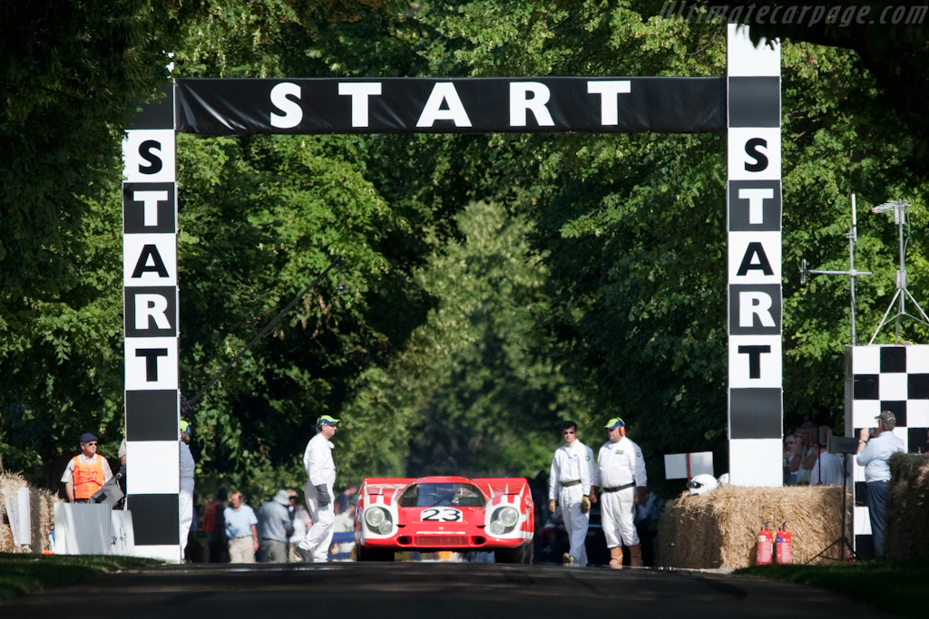 Welcome to the Goodwood Festival of Speed    - 2009 Goodwood Festival of Speed