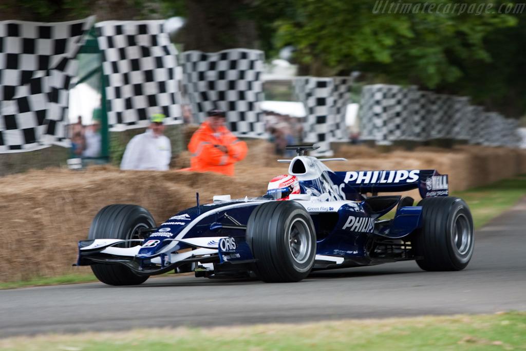 Williams FW29 Toyota    - 2009 Goodwood Festival of Speed