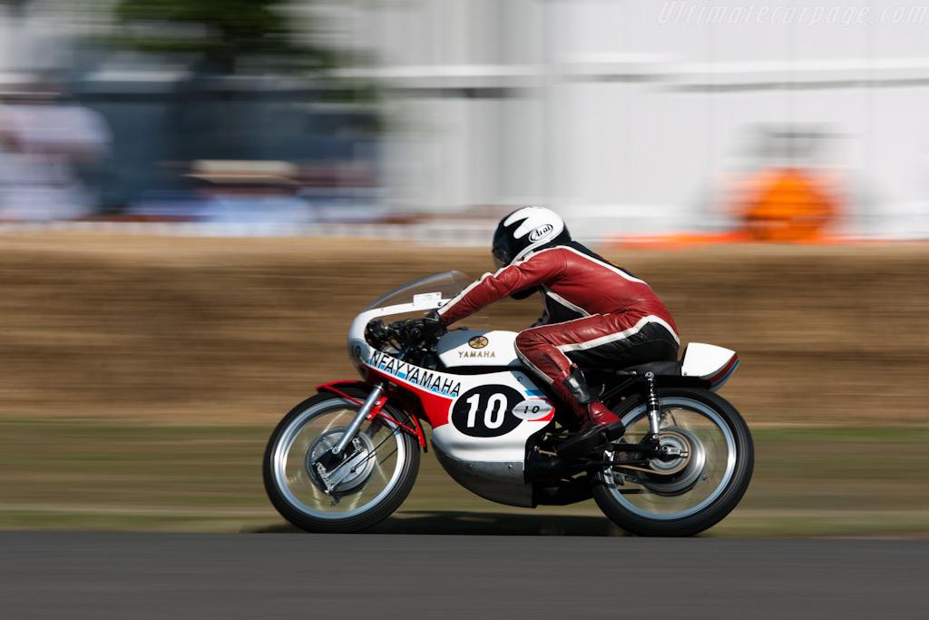 Yamaha Y623C    - 2009 Goodwood Festival of Speed