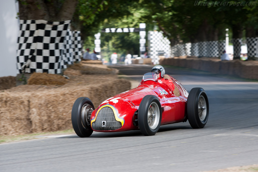 Alfa Romeo 159 'Alfetta' - Chassis: 159.111   - 2010 Goodwood Festival of Speed