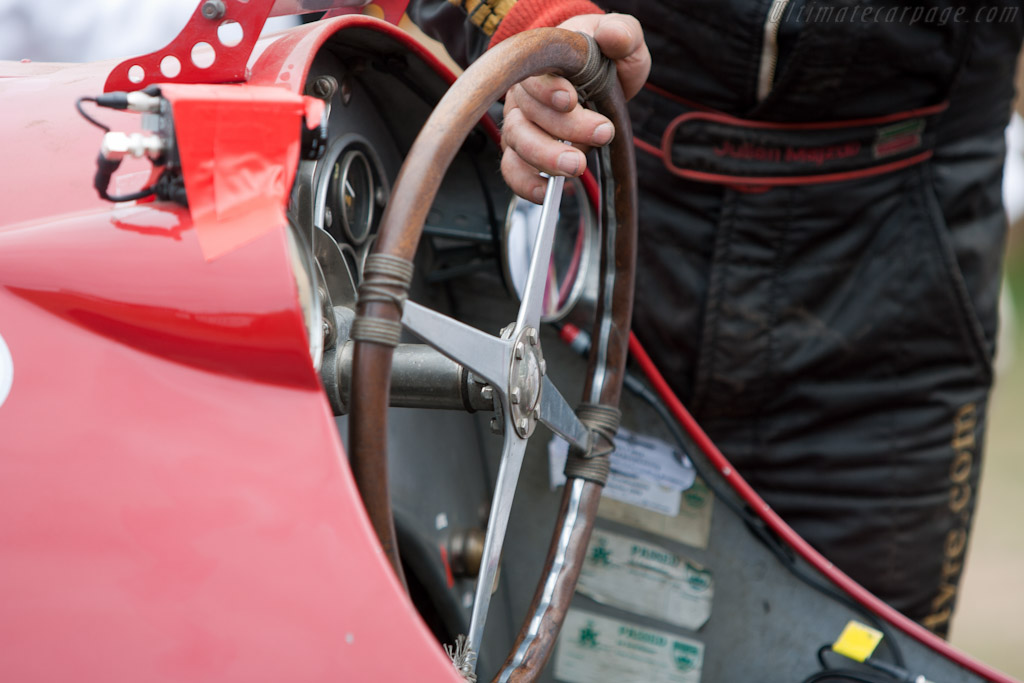 Alfa Romeo 308C - Chassis: 50016   - 2010 Goodwood Festival of Speed