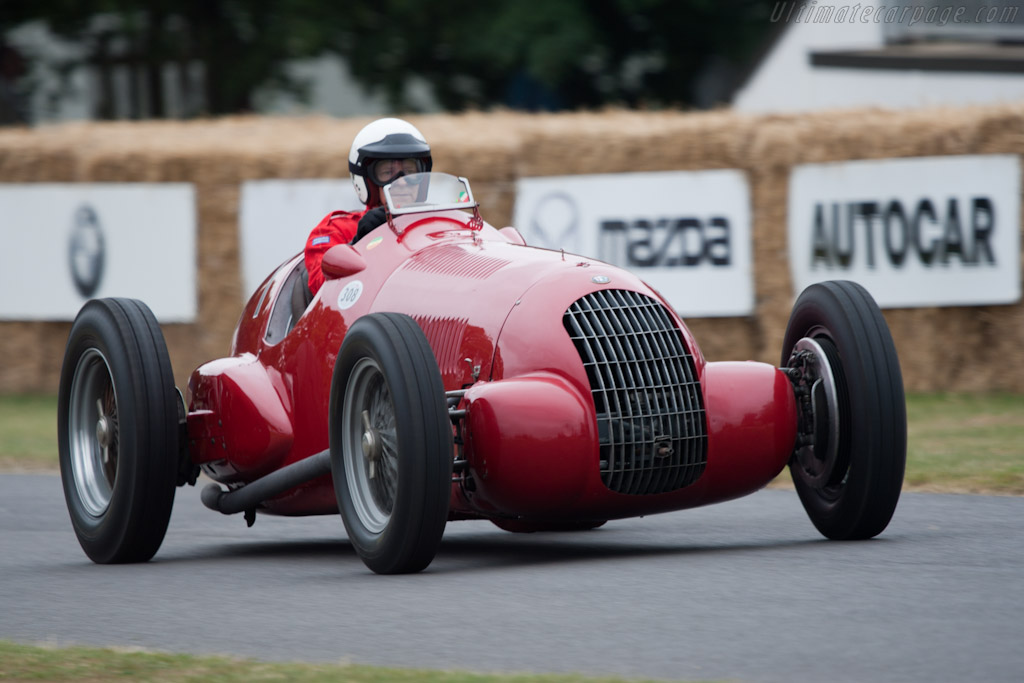 Alfa Romeo 308C - Chassis: 50016   - 2010 Goodwood Festival of Speed