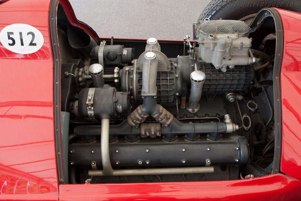 Alfa Romeo 512    - 2010 Goodwood Festival of Speed