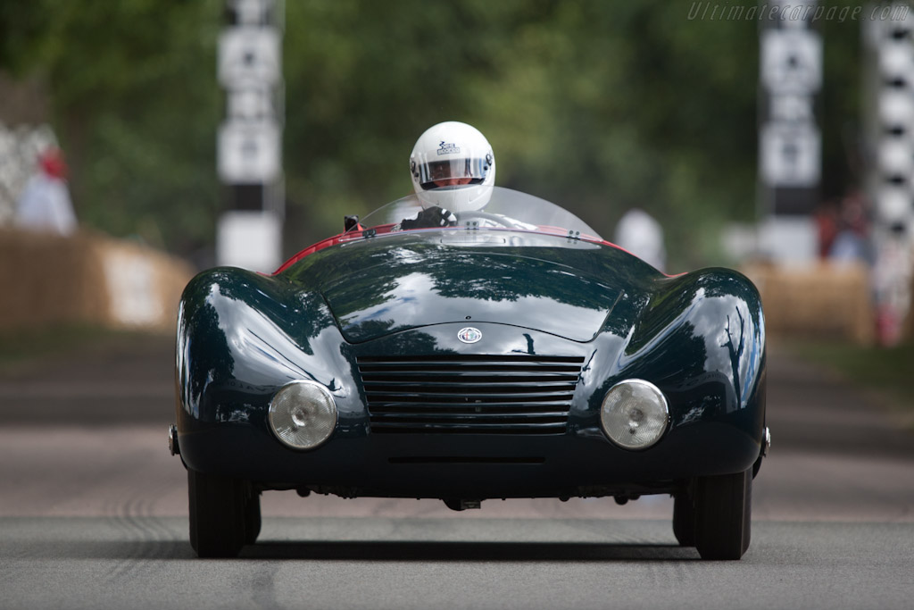 Alfa Romeo 6C 2300 Aerodinamica Spider    - 2010 Goodwood Festival of Speed