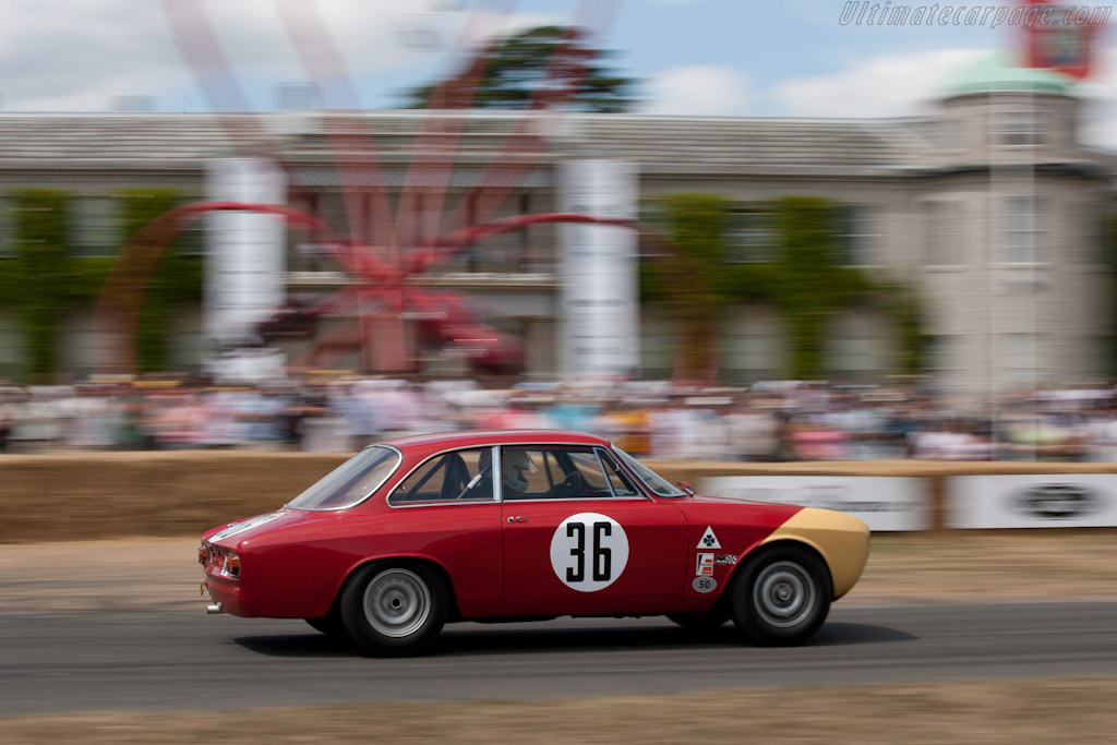 Alfa Romeo Giulia GTA - Chassis: AR613011   - 2010 Goodwood Festival of Speed