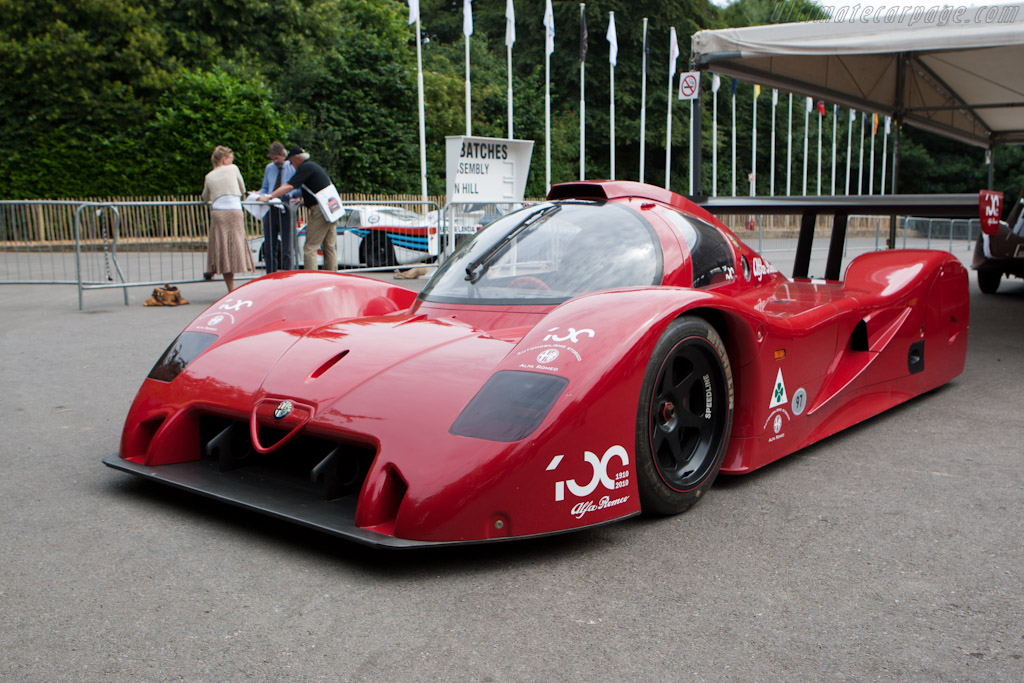 Alfa Romeo SE 048 SP    - 2010 Goodwood Festival of Speed