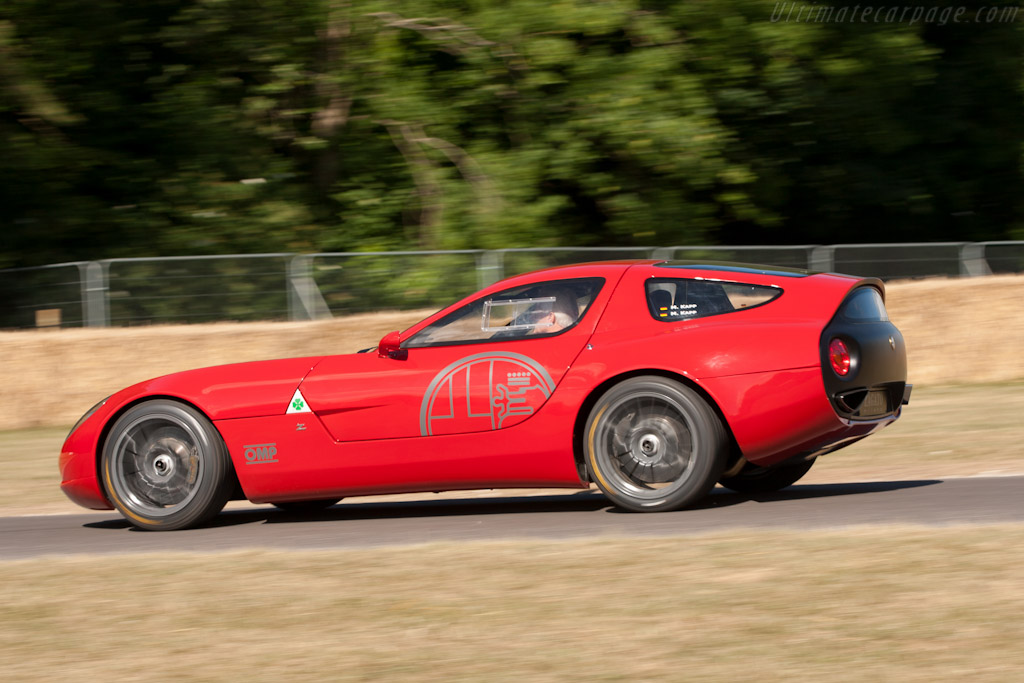 Alfa Romeo TZ Corsa Goodwood Festival Of Speed - Alfa romeo tz3 corsa