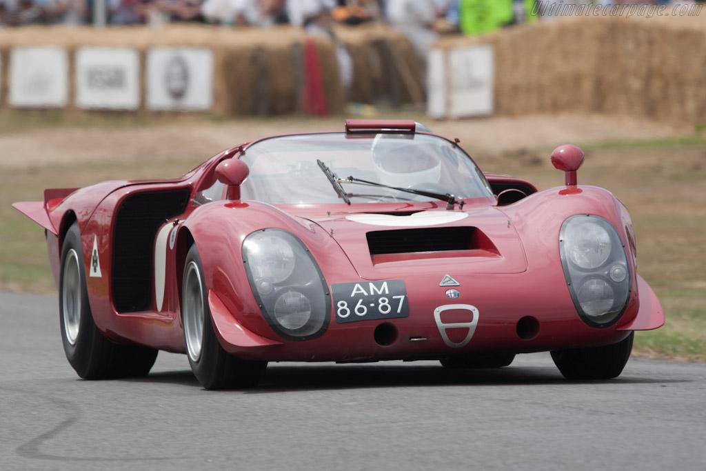 Alfa Romeo Tipo 33/2 Daytona - Chassis: 75033.029   - 2010 Goodwood Festival of Speed